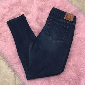 Levi's 711 Skinny Jeans Size 31